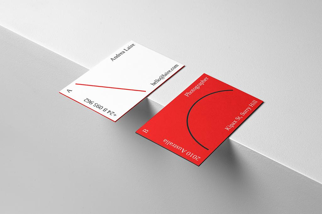 Why Tactile Perfection Matters in Business Cards